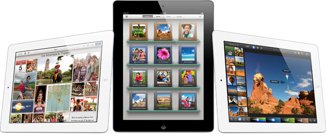 iLife for iPad