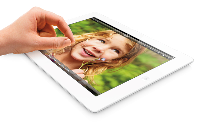 iPad with Retina Display 128 GB