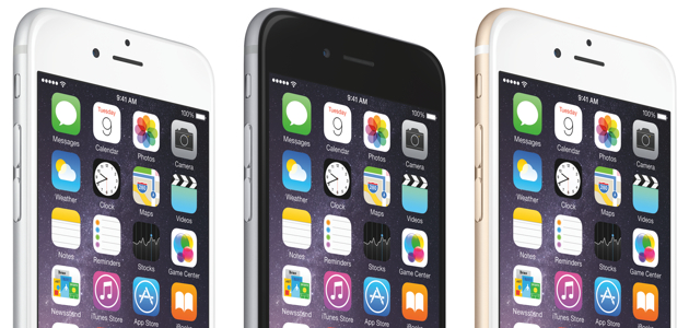 Apple представляет iPhone 6 и iPhone 6 Plus